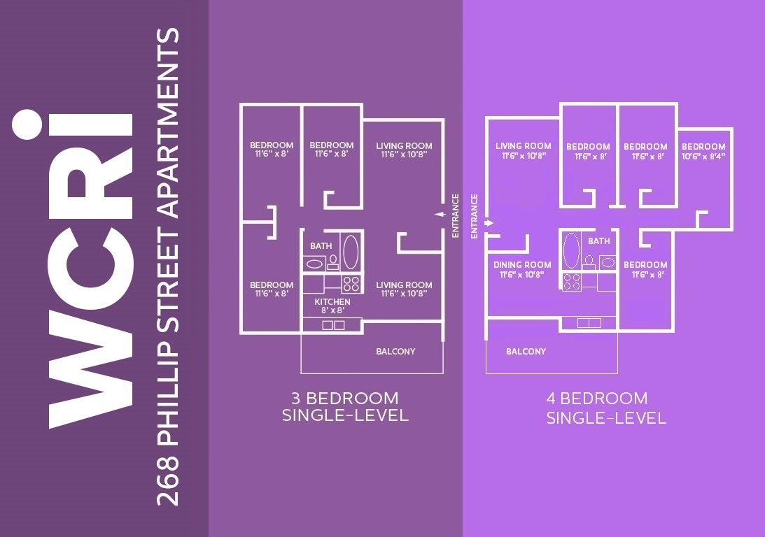 Floor Plan 268 Phillip Street