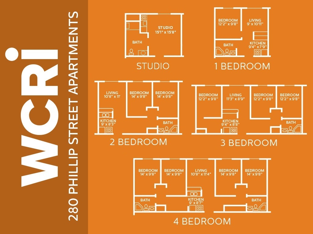 Floor Plan 280 Phillip Street